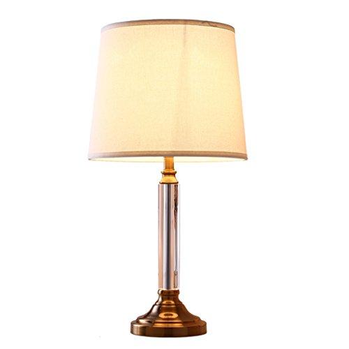 American Crystal lampe salon chambre étude lampe de chevet