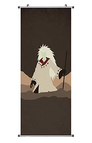 A Kakemono / Roll-up Poster von Naruto, Thema: (Uchiha Madara)