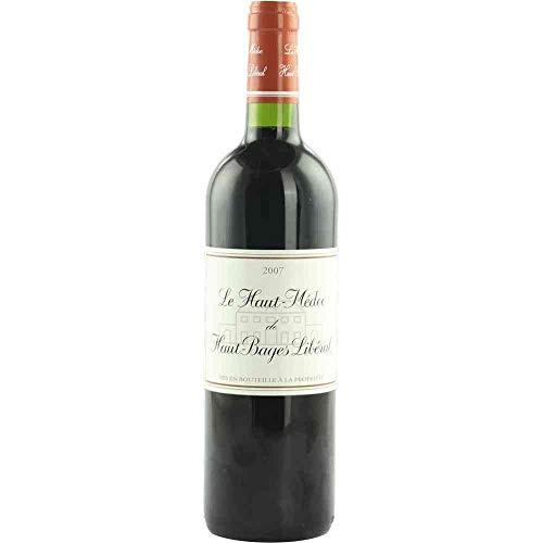 Le Haut Medoc de Ch.Haut Bages 2007 2ème vin Ch.Haut-Bages L. Rotwein trocken Château Hautes Bages Liberal Frankreich 750ml-Fl (33,07€/L)