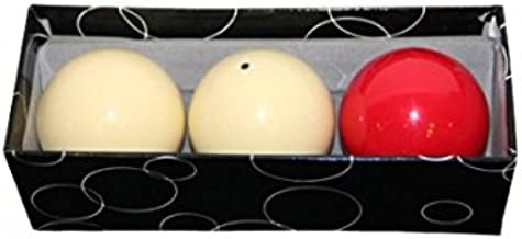 Bolas de carambola para billar francés, 61,5 mm