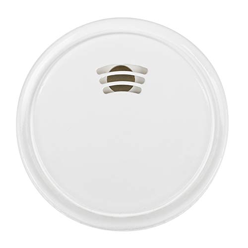 Smartwares Wassermelder/-wächter (verhindert Wasserschäden extrem flach 3-Jahres-Batterie) FWA-18210
