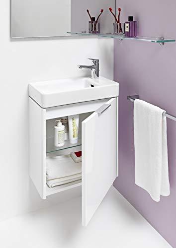 Laufen Handwaschbecken asymetrisch rechts Laufen PRO 480x280 weiß, 8159540001041