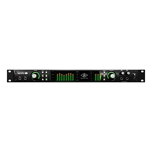 Universal Audio 8-quad – Apollo 8 Quad Thunderbolt