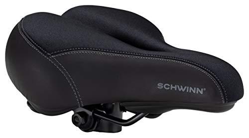 Schwinn Unisex's Gateway Gel w/Channel seat Bike, Commuter Saddl