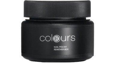 LR-Lucky Colours Nail Polish Remover-Box / Nagellackentferner Box
