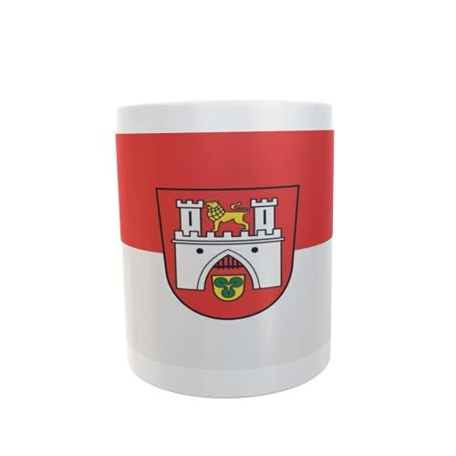 U24 Tasse Kaffeebecher Mug Cup Flagge Hannover