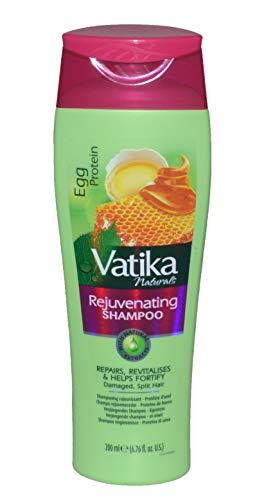 Dabur Vatika Naturals Egg Protein Rejuvenating Shampoo 200ml