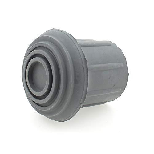 4 Stück - Ersatz-Gummifüße 29mm für Trittleitern von Lifeswonderful®