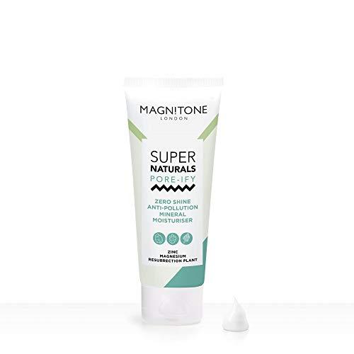 Magnitone London WipeOut! Microvezel reinigingsdoekjes voor gezichtsreiniging. Zero Shine vochtinbrengende crème