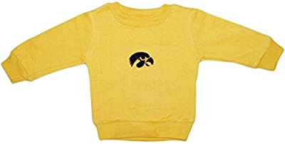 Creative Knitwear University of Iowa Baby and Toddler Sweat Shirt