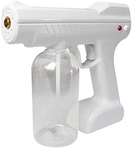 EW&HU Pulverizadores domésticos o productos comerciales Nano Esterilización Atomizador Pulverizador inalámbrico, atomizador para el hogar portátil, Máquina de desinfección de gran capacidad Nano Steam