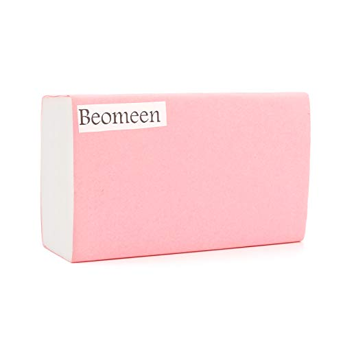 Beomeen Hair Perms Paper, 360 Sheets Salon Perm End Papers Hair Curling Tissue Paper Hairdressing Styling Tool for Hair Perming Hair Perm Rods Pads
