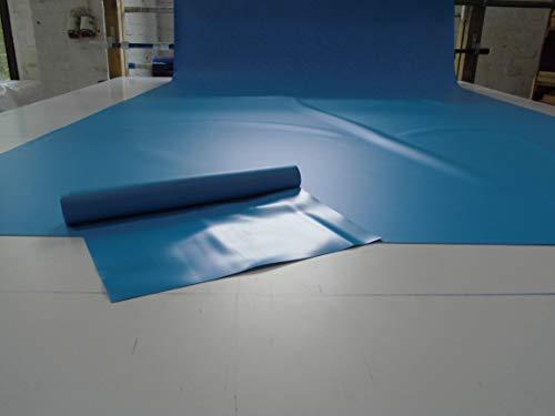 Jeha Pool Reparaturset mit PVC Kleber (350 gr.) Folien Reparaturset Poolflicken + Kleber Schwimmbad Verschiedene Größen (35 x 70 cm)