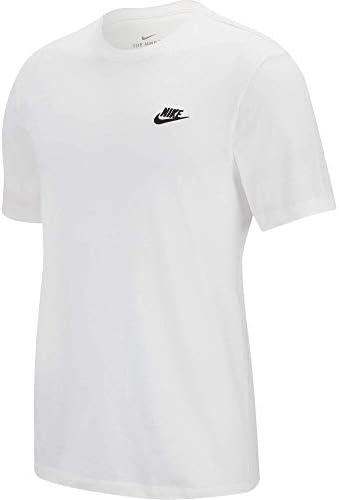 Nike M NSW Club tee Camiseta, Hombre