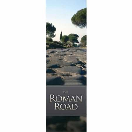 Bookmark - Roman Road (Pk/25)