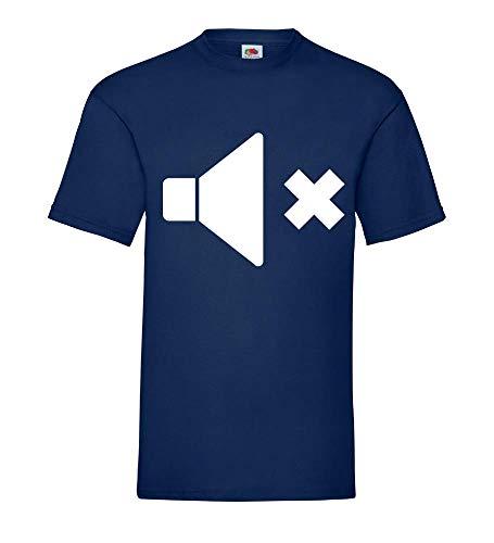 Luidspreker Icon van mannen T-shirt - shirt 84.de