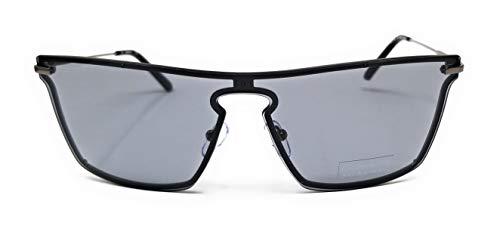 Calvin Klein CK18114S - Gafas de Sol de Metal para Adulto, Unisex, Multicolor, estándar