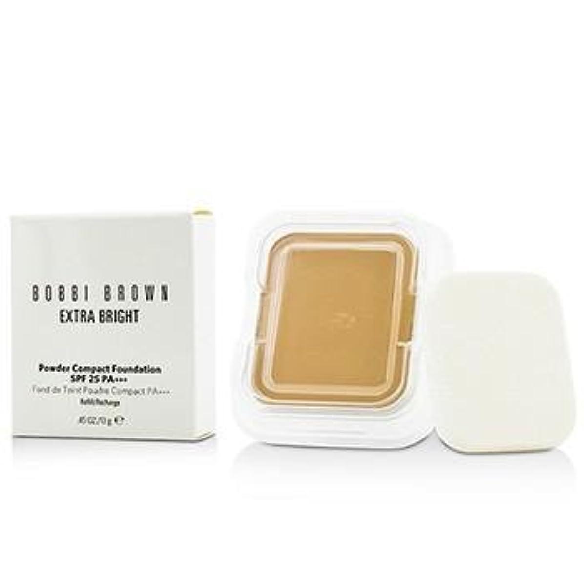 ガスレーニン主義描写ボビイブラウン Extra Bright Powder Compact Foundation SPF 25 Refill - #2.5 Warm Sand 13g/0.45oz