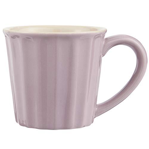 IB Laursen MYNTE Becher Lila Lavender Tasse Keramik Geschirr Kaffeebecher 250 ml
