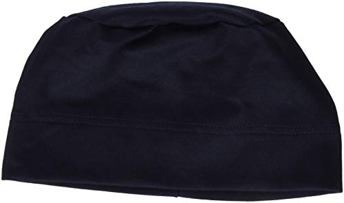 Trigema Damen 502006 Strickmütze, Blau (Navy 046), One Size (Herstellergröße: 0)