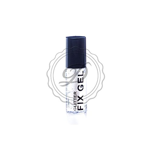 STARGAZER GLITTER FIX GEL RAVE FANCY DRESS FESTIVAL BODY ART GLUE - 2.9ml by Stargazer