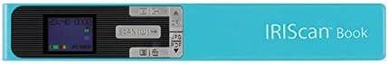 IRIS - IRIScan Book 5 Numériseur Portable en Couleur | Numériseur Portable | Rapid | DIN A4 | Numérisation au Format ...