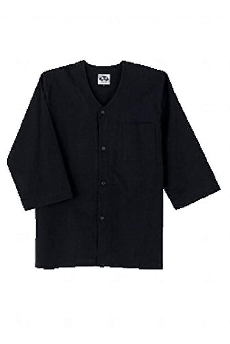 やめる泳ぐ献身SOWA(ソーワ) ダボシャツ ブラック 4Lサイズ 65011