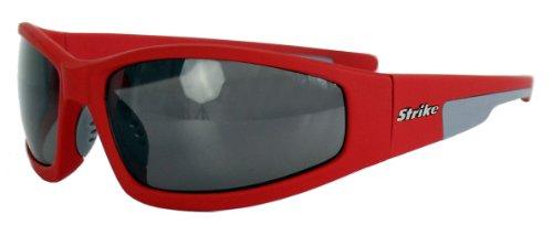Strike Sportbrille/Sonnenbrille 232 matt rot