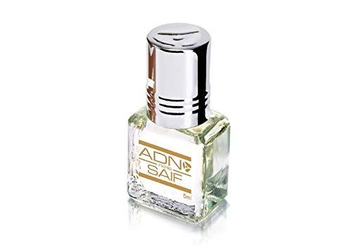 Saif 5 ml aceite ADN Paris 5 ml perfume aceite sin alcohol oriental árabe oud misk moschus