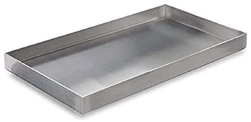 Enders® Edelstahl Grill-Pfanne 7885 für Gasgrill KANSAS mit Kocher, Gourmet BBQ, massive Edelstahl-Pfanne