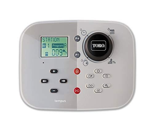 TORO Programador de Interior 4 Estaciones Tempus Compatible con...