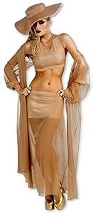 Lady Gaga 2011 BTW 4 Pieces Grammy Costume