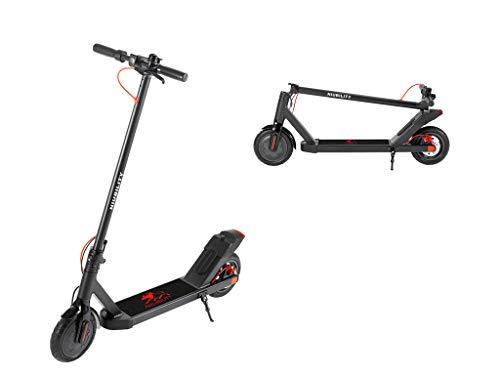 Carsparadisezone Elektroroller Faltbarer E-Scooter Elektro Scooter 25 km Lange Reichweite 250W City E Roller für Erwachsene Geschwindigkeit bis 25 km/h, 7.8 Ah Lithium-Akku,8,5 Zoll Rad