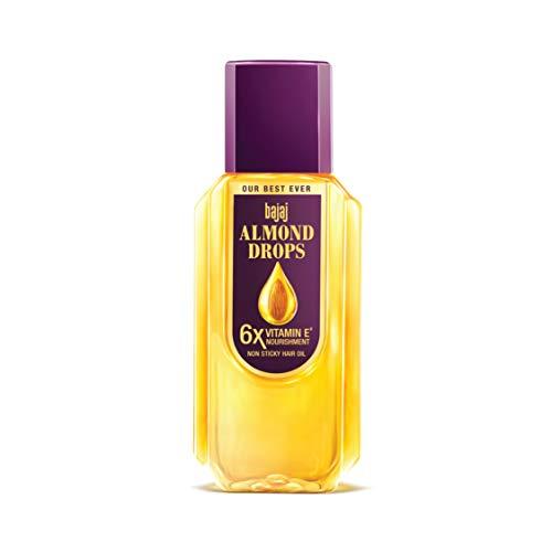 Bajaj Almond Drops Hair Oil by Bajaj Corp Ltd [Beauty] (English Manual)
