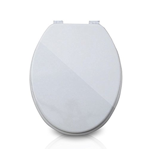 Trimmer Molded Wood Solid Toilet Seats