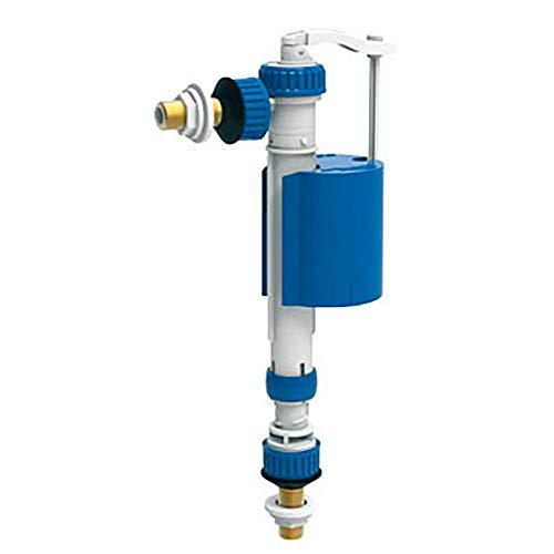 H. & H. IDROSPANIA TECHNIC 21300 Válvula llenado Cisterna WC, Blanco y Azul