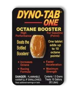 Dyno-tab Octane Booster 1-tab #45433 (24)