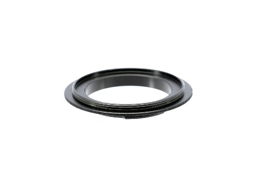 Photo Plus Pentax K-x to 52mm Reverse Mount Adapter