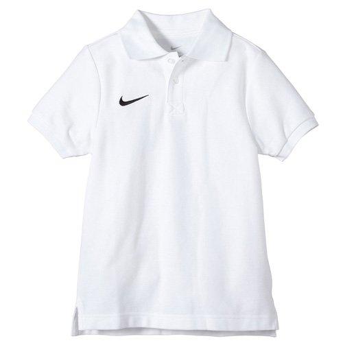 Nike TS Core Jungen - weiß/schwarz - WeißX-Small/Size 122 - 128 - XS