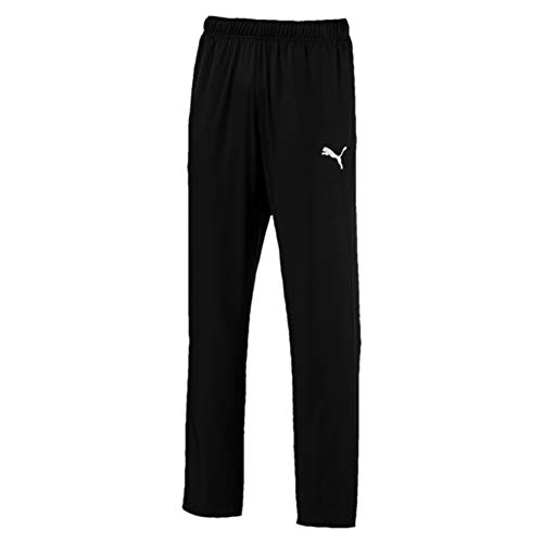 PUMA Herren Active Woven Pants op SRL Hose, Black, XXL