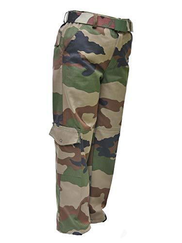 GP Tactique - Pantalon Militaire - Enfant Mixte - 12 Ans