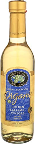 Napa Valley Naturals Golden Balsamic Vinegar, 12.7 Ounces