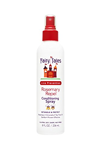 Fairy Tales Rosemary Repel Daily Kid Conditioning Spray for...