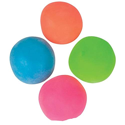 Rhode Island Novelty Pull and Stretch Ball | One per order | Color may vary