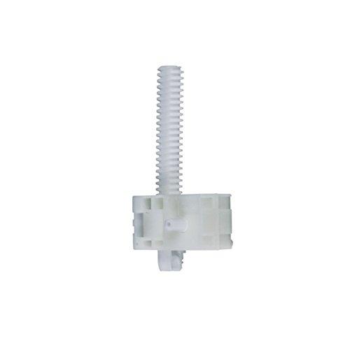 Bauknecht Whirlpool 481010567263 ORIGINAL Getriebe mit Spindel für Fuss hinten Spülmaschine Geschirrspüler auch Arcelik Beko Hanseatic IKEA Ignis KitchenAid Küppersbusch Laden Maytag Pelgrim Privileg