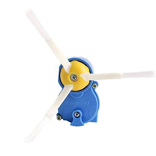 LICHIFIT Motor del módulo de Cepillo Lateral Mejorado para Irobot Roomba 5 6 7 8 9 Serie Robot Vacuum 500 600 530 560 620 650 655 760 770