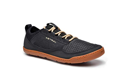 Astral Women's Water Shoes, Midnight Black, 8