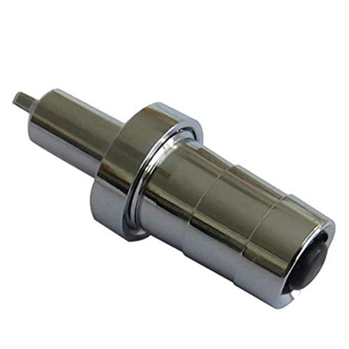 Uniqal Buceo marcador de superficie boya SMB inflador buceo BCD manguera conector adaptador de válvula unidireccional Accesorios 44mm