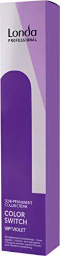 Londa Professional Color Switch VIP! Violet Semi-Permanent Color Creme violett, 80 ml