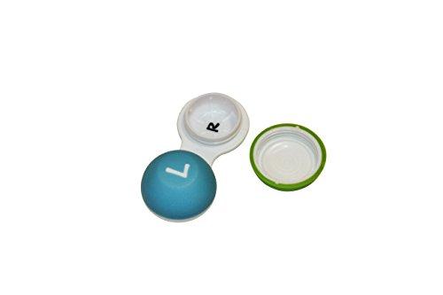 Flents Soft Grip Contact Lens Case-Assorted Colors